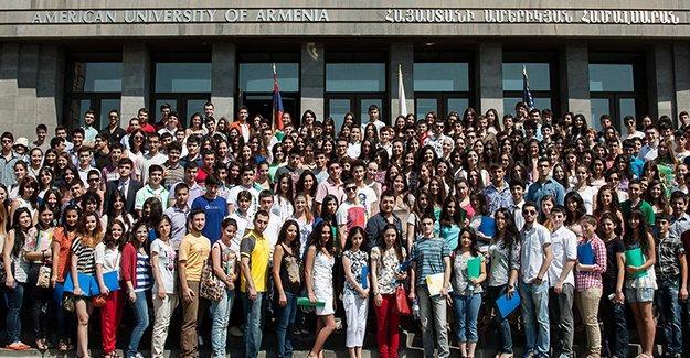 Erivan Amerikan Üniversitesi Türkiye'den öğrenci bekliyor