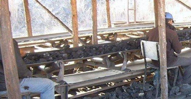 Erzurum'da maden işçileri işten çıkarıldı