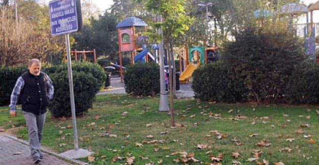 """Eski başkana """"Gezi Parkı"""" ismi için dava açıldı"""
