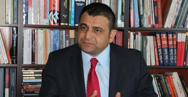 Eski rektör Prof. Dr. Sedat Laçiner'e 'paralel' gözaltısı