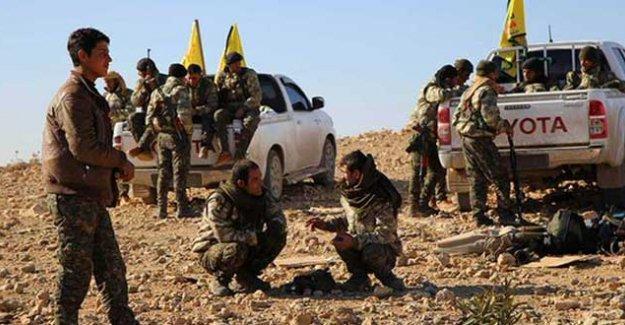 Fırat'ın Batı'sında IŞİD geriliyor, Demokratik Suriye Güçleri ilerliyor