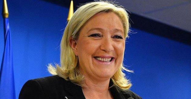 Fransa'da seçimlerden aşırı sağ parti birinci çıktı