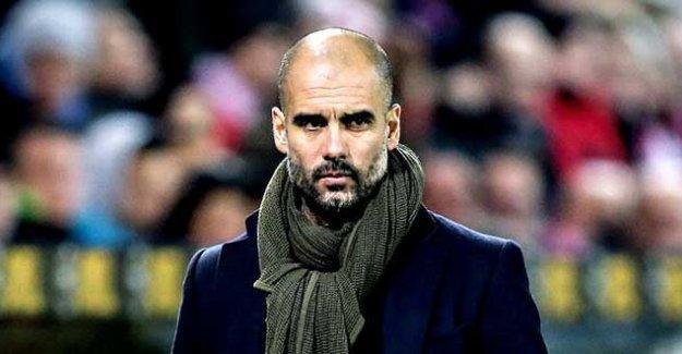 Guardiola, Manchester City'yi çalıştıracak