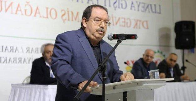 Hatip Dicle: Öz yönetim hakkına hiçbir güç engel olamayacak