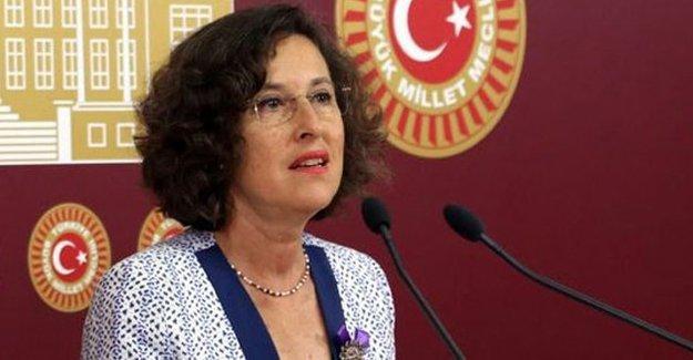 HDP'li Kerestecioğlu engellilerin sorunlarını Meclis gündemine taşıdı