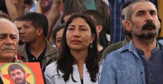HDP'li Leyla Birlik: 'Halkımızlayız, hiçbir yere gitmiyoruz; zulmünüze boyun eğmeyeceğiz!'