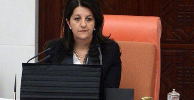 HDP'li Pervin Buldan'dan Meclis'te bir ilk