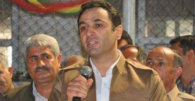 HDP'li Eş Başkanı gözaltına alındı