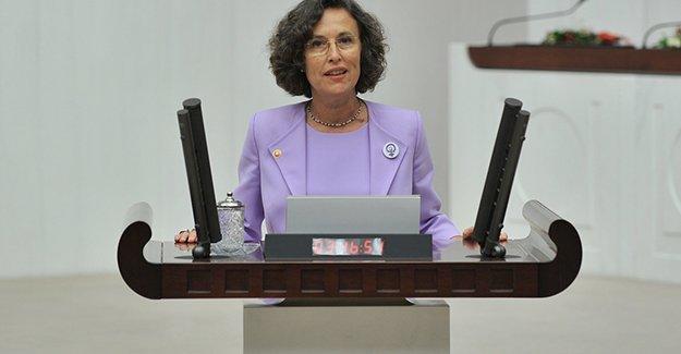 HDP'li Filiz Kerestecioğlu da ifadeye çağrıldı