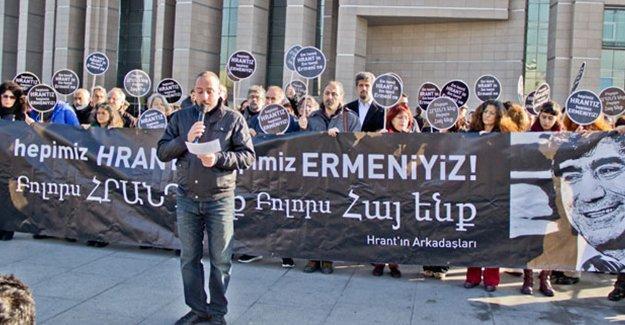 Hrant Dink davası Yargıtay'ı bekliyor