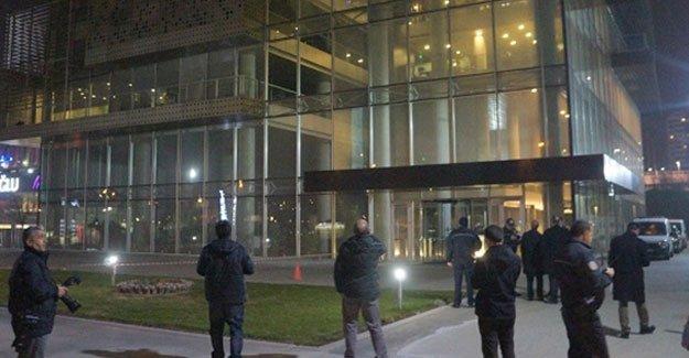 Hürriyet gazetesine silahlı saldırı iddiası