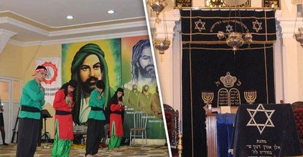 İBB: Sinagog ve Cemevi teklifini reddetti