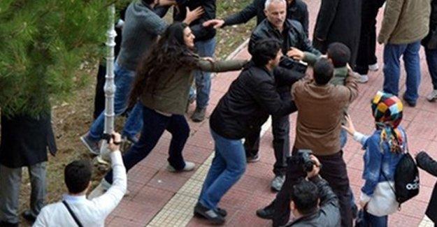 İnönü Üniversitesi'nde 65 gözaltı
