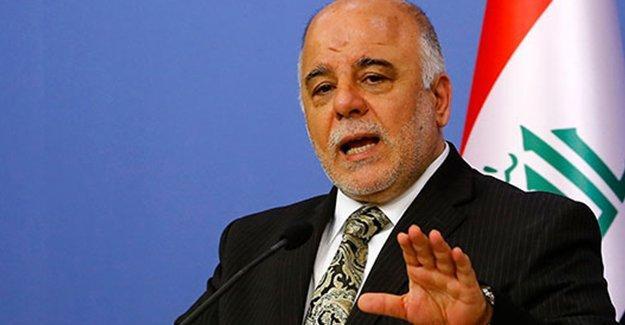 Irak Başbakanı: Krizin çözümü Türk askerlerinin Irak'tan tamamen çekilmesine bağlı