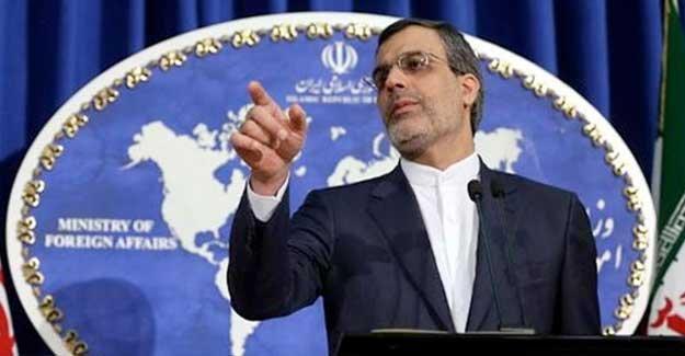 İran'dan Erdoğan'ın 'mezhepçilik' suçlamasına yanıt