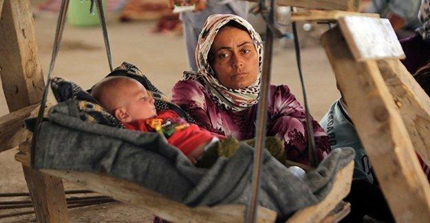 IŞİD'in Antep'te Ezidilileri köle olarak sattığı haberleri Meclis'e taşındı
