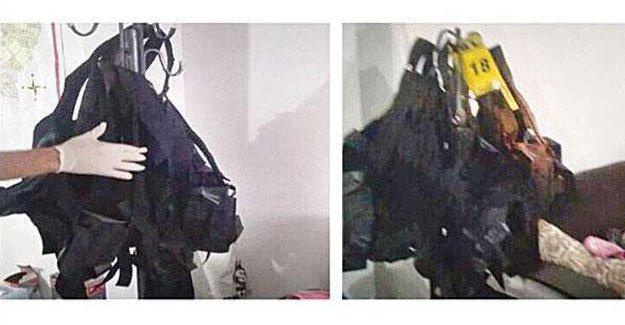 IŞİD'ın Antep'teki canlı bomba atölyesi