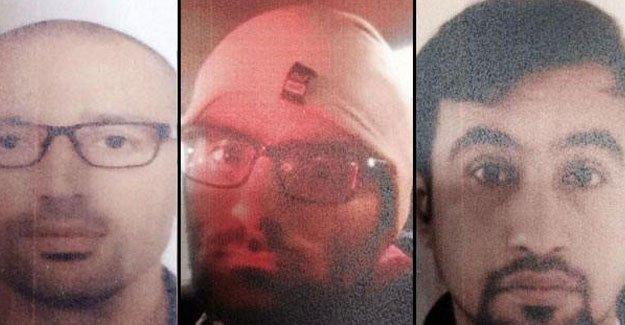 IŞİD'in 'eylem timi'nden 3 kişi tutuklandı