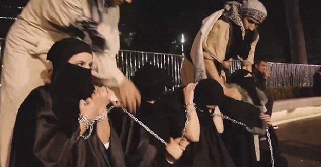 IŞİD, 'köle' satışını Whatsapp üzerinden yürütüyor