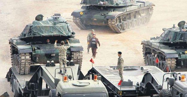 IŞİD'in Musul saldırısında 1 Türk askerinin yaralandığı iddia edildi