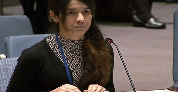 IŞİD'ten kurtulan Ezidi genç kadın yaşadıklarını BM'ye anlattı