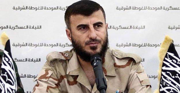 İslam Ordusu lideri Zehran Alluş öldürüldü