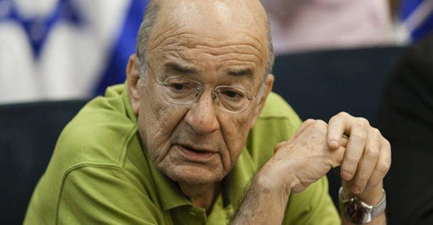 İsrail solunun önemli ismi Sarid hayatını kaybetti