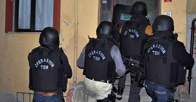 İstanbul'da 11 IŞİD'li gözaltına alındı