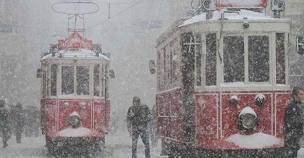 İstanbul'da yılbaşında kar olacak mı?
