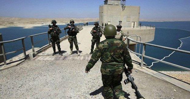 İtalya, Musul barajına asker gönderiyor