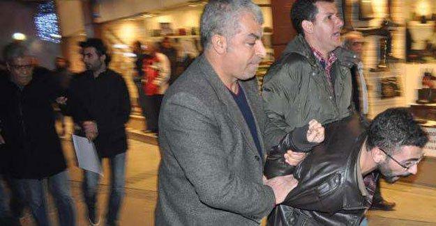 İzmir'deki Roboski anmasında dokuz  gözaltı