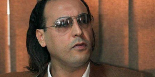 Kaddafi'nin kaçırılan oğlu serbest bırakıldı