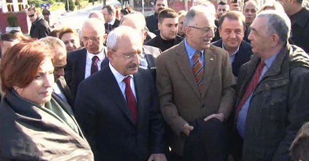 Kılıçdaroğlu, Erdem Gül ve Dündar'ı ziyaret etti