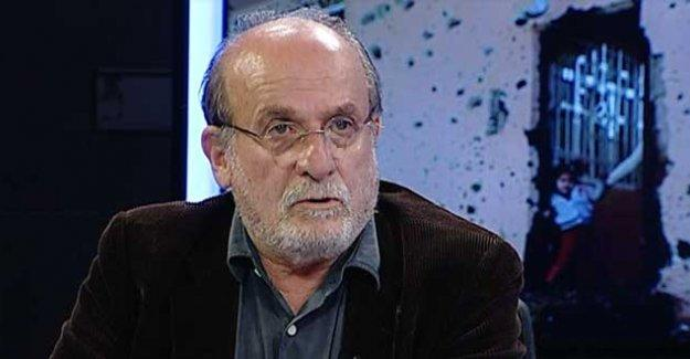 Kürkçü: 2013'te hendek yoktu, Davutoğlu'nun sözleri  operasyonların nedenini açıklıyor