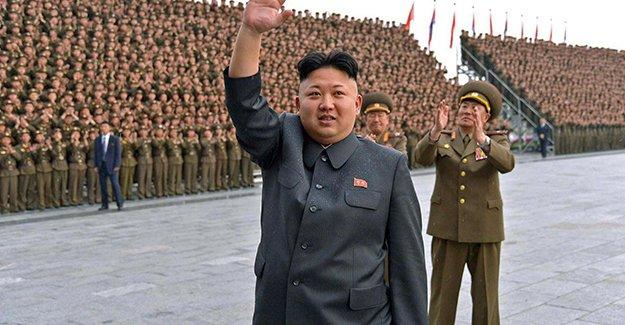 """Kuzey Kore lideri Kim Jong-un: """"Hidrojen bombamız var"""""""
