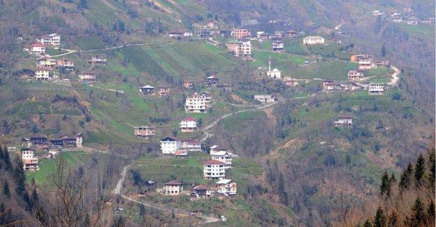 """Lazca adı geri verilen ilk köy """"Komilo"""" köyü oldu"""