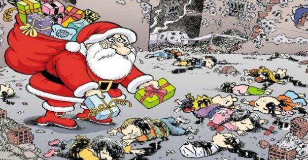 """LeMan'dan anlamlı yeni yıl mesajı: """"44 çocuk öldürüldü... Olmaz olsun böyle yeni yıl..."""""""