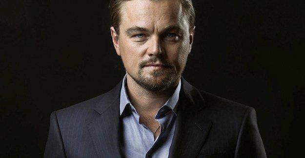 Leonardo DiCaprio: Lenin'i oynamak istiyorum