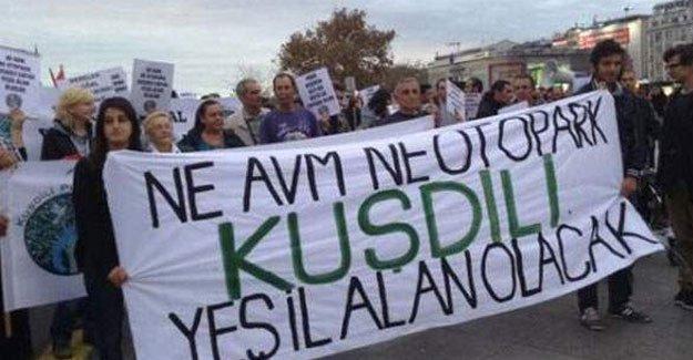 Mahkeme Kadıköy'deki AVM planını iptal etti