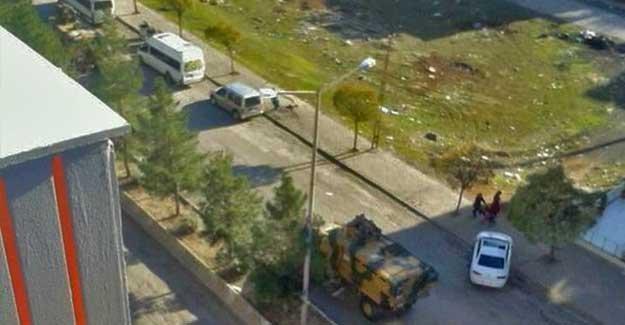 Mardin'in Dargeçit ilçesine askeri sevkiyat