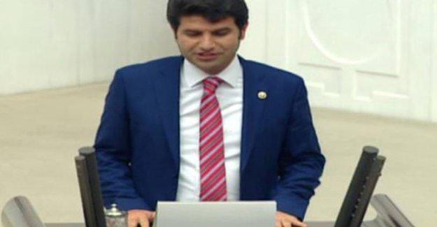 Meclis'te Arapça konuşan HDP'li vekile AKP'li vekillerden tepki