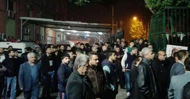 Mersin'de katledilen Baran'ın ailesine polis saldırısı