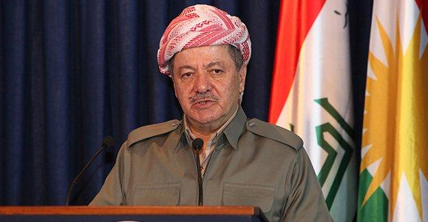 Barzani: Kürdistan'da referandum yapılması konusunda ısrarlıyız