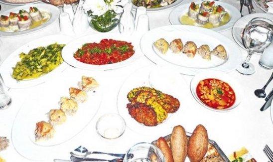 Moda'da 'İstanbul Azınlık Mutfağı' gecesi düzenlendi