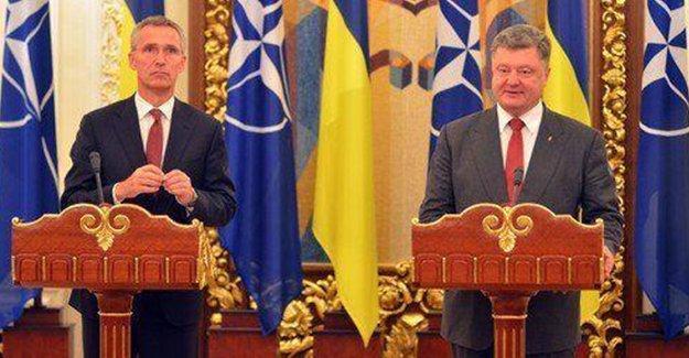 NATO'dan Rusya'ya sert çağrı: Ukrayrana'dan askerlerini geri çek