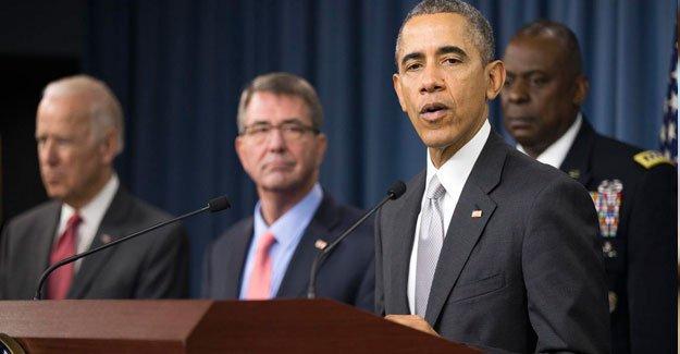Obama: IŞİD'e karşı savaşı mutlaka kazanacağız