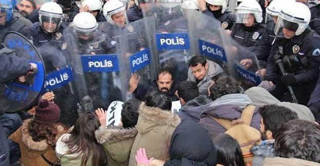 ODTÜ ve Cebeci'deki eylemlere polis saldırısı