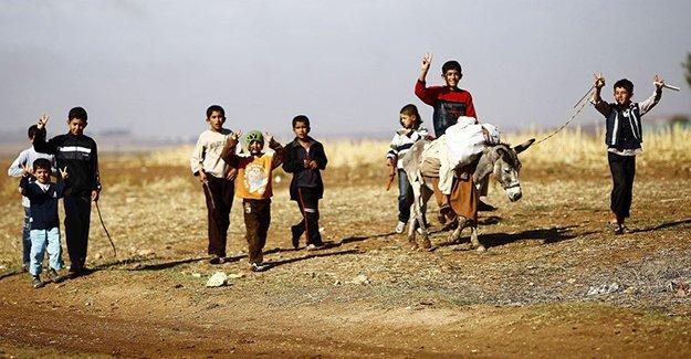 Ölen yine çocuklar oluyor: Çatışmalarda en az 44 çocuk öldü