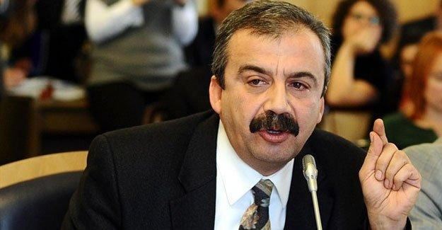 HDP'li Önder : Bu sizin kararınız değil siz bu kararın megafonusunuz