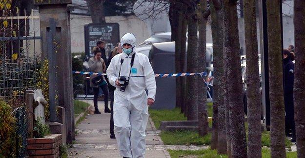 Paris'te öğretmene IŞİD tehditli saldırı